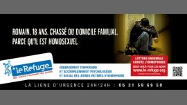 Le Refuge Besançon - Lotta contro l'omofobia, Giovani e studenti/Gay, Lesbica, Trans, Bi - Besançon