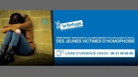Le Refuge Territoire de Belfort - 青年和学生/男同性恋, 女同性恋, 变性, 双性恋 - Belfort