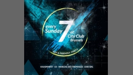 Seven - Nachtclub / Gay, Gay Friendly - Bruxelles