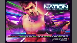 Le Nation Club - Disco / Gay - Bruxelles