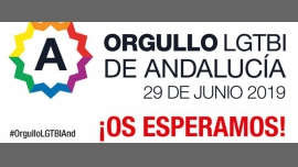Orgullo de Andalucía - Orgulho Gay/Gay, Lesbica, Trans, Bi - Séville
