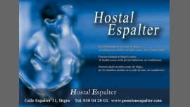 Hostal Espalter - Accommodation/Gay - Sitges