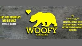 Woofy - Bar / Gay, Oso - Barcelone