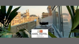 Axel Hotel Barcelona - Unterkunft / Gay, Lesbierin, Hetero Friendly - Barcelone