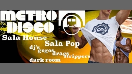 Metro Disco - Discoteca / Gay - Barcelone