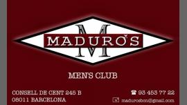 Maduros - Bar/Gay, Bear - Barcelone