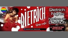 Cafe Dietrich - Bar / Gay - Barcelone