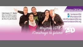 Fundación 26 de Diciembre - 老年人/男同性恋, 女同性恋, 变性, 双性恋 - Madrid