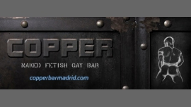 Copper Bar - Sex-club / Gay - Madrid