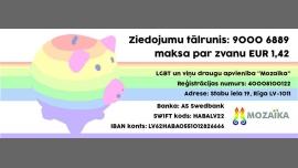 Mozaika - Communautés/Gay, Lesbienne - Riga