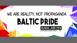 Baltic Pride - Gay-Pride/Gay, Lesbienne, Trans, Bi - Vilnius