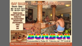 Sauna Bonbon - Sauna / Gay - Prague