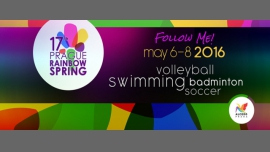Prague Rainbow Spring - Sport / Gay, Lesbienne, Trans, Bi - Prague