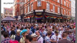 Rupert Street - Bar/Gay - Londres