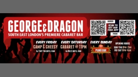 The George & Dragon - Cabaret / Gay, Hetero Friendly - Londres