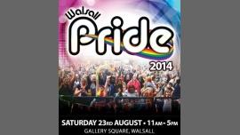 Walsall Pride - Gay-Pride/Gay, Lesbica, Trans, Bi - Walsall