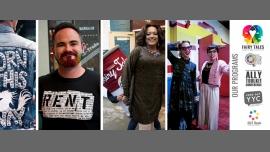 Calgary Queer Arts Society - Culture and Leisure/Gay, Lesbian, Trans, Bi - Calgary