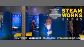 Steamworks - Sauna/Gay - Vancouver