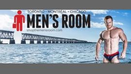 The Men's Room - Moda/Gay - Toronto