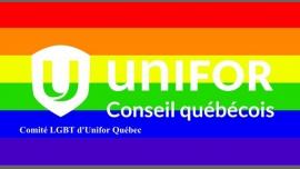 Comité LGBT d'Unifor Québec - Travail/Gay, Lesbienne - Montréal