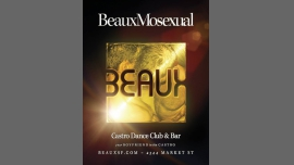 Beaux - Bar / Gay - San Francisco