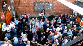 The Lone Star Saloon - Bar / Gay, Bear - San Francisco