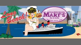 Hamburger Mary's - Restaurante/Gay Friendly - Long Beach