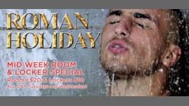 Roman Holiday - Sauna/Gay - Los Angeles