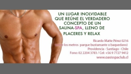 Oasis Spa Club - Sauna / Gay - Providencia
