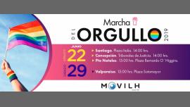 Movilh Chile - Gay Pride/Gay, Lesbian, Trans, Bi - Santiago