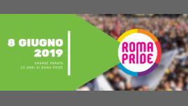 Roma Pride - Gay-Pride/Gay, Lesbienne, Trans, Bi - Rome