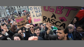 Panteras Rosas - Comunidades/Gay, Lesbica - Lisbonne