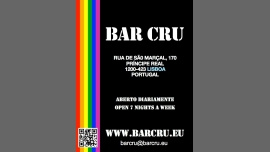 Bar Cru - Sex-club / Gay - Lisbonne