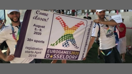 EuroGames 2020 - Sport/Gay, Lesbica, Trans, Bi - Düsseldorf