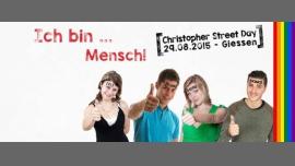 CSD Mittelhessen - Gay Pride/Gay, Lesbian, Trans, Bi - Gießen