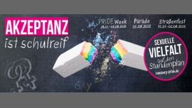 CSD Hamburg - Gay Pride/Gay, Lesbian, Trans, Bi - Hambourg