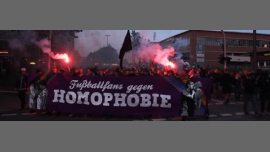 Football Fans Against Homophobia - Sport / Gay, Lesbian, Hetero Friendly, Trans, Bi - Berlin