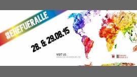CSD Würzburg - Gay-Pride/男同性恋, 女同性恋, 变性, 双性恋 - Würzburg