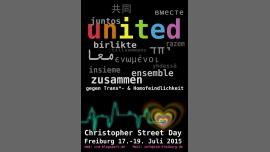 CSD Freiburg - Gay-Pride/Gay, Lesbierin, Transsexuell, Bi - Fribourg-en-Brisgau