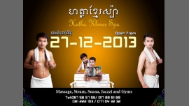 Hatha Khmer Massage - Massages / Détente / Gay - Phnom Penh