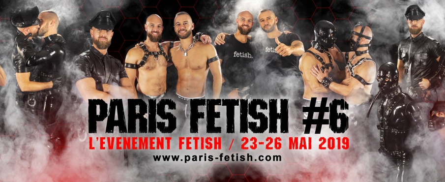 Paris Fetish 2019