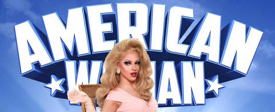 Miz Cracker - American Woman