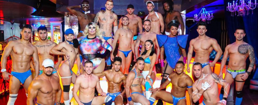 Piranha Nightclub : Disco Gay Las Vegas - The guidebook Actu-Gay.com