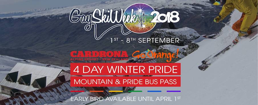Winter Pride NZ 2018