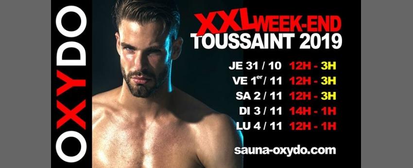 XXL Weekend Toussaint