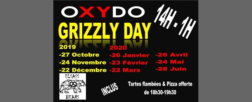 Grizzly Day