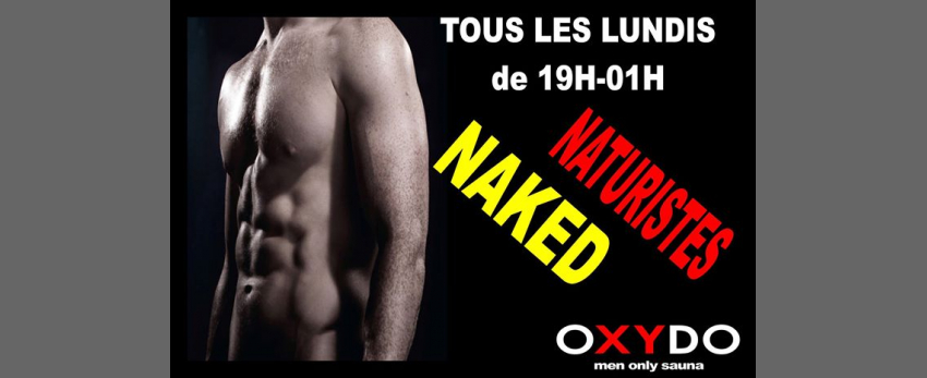 Soirée naturiste naked