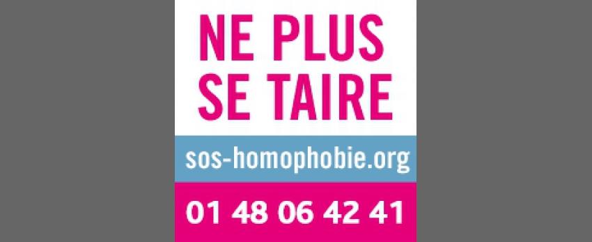SOS Homophobie - Alsace