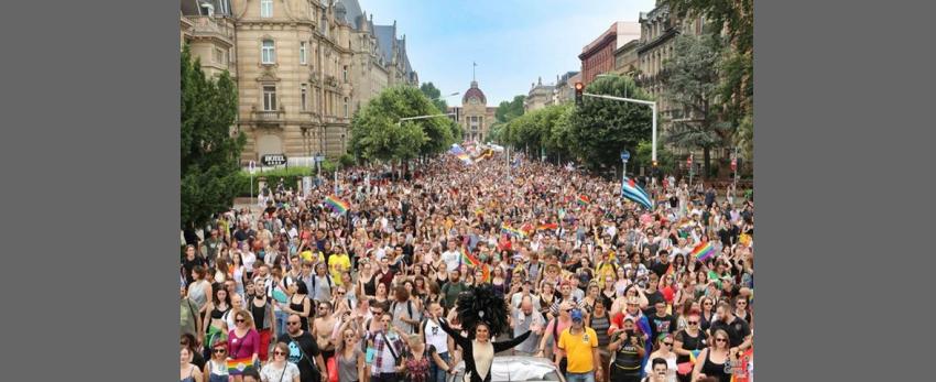Marche des Visbilités LGBTI