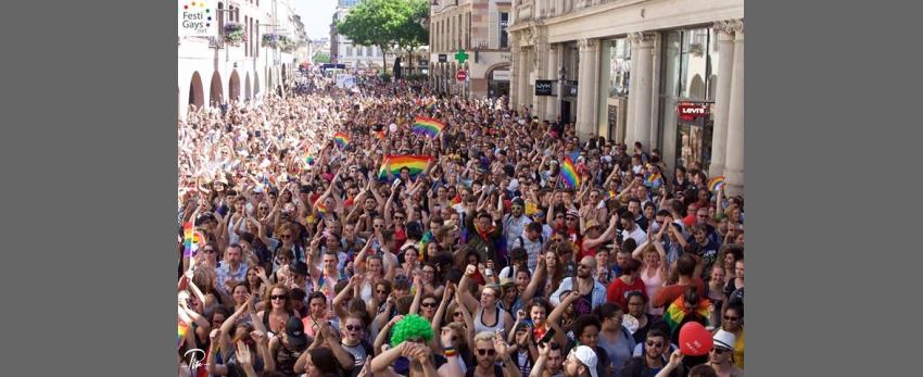 Marche des Visibilités LGBTI de Strasbourg (officiel)